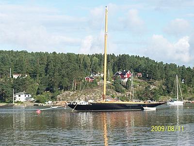 Britannia i Son Havn 2009