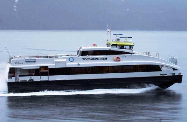 Hurtigbåt