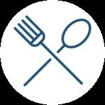 Restaurant ikon
